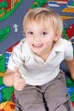 Rapaz pequeno. Fotos de Stock Royalty Free