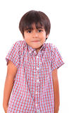 Rapaz pequeno Fotografia de Stock
