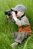 Rapaz pequeno Fotos de Stock Royalty Free