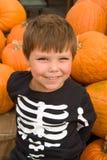Rapaz pequeno adorável Imagens de Stock