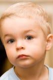 Rapaz pequeno bonito Fotografia de Stock