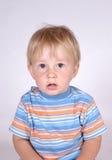 Rapaz pequeno IV Fotos de Stock