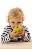 Rapaz pequeno lindo Fotos de Stock Royalty Free