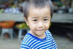 Rapaz pequeno, Vietname Foto de Stock Royalty Free
