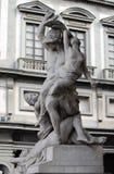 The Rape of Polyxena Stock Photo