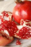 Rape Pomegranate(Vertical Format) Stock Photography
