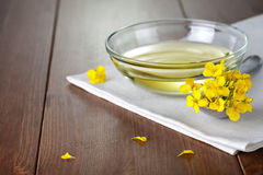Rapeseed Oil royalty free stock photo