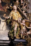 Raphael di arcangelo e Tobias Fotografia Stock Libera da Diritti