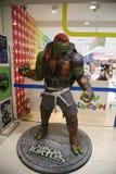Raphael du mutant adolescent Ninja Turtles images libres de droits