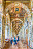 Raphael Loggias, Hermitage Museum, St. Petersburg, Russia Stock Photography