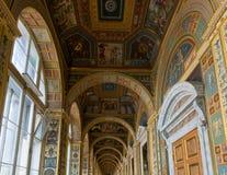 Raphael Loggias i det statliga eremitboningmuseet arkivfoto