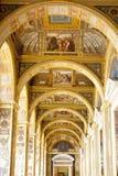 Raphael loggie eremu St Petersburg Rosja Obrazy Royalty Free