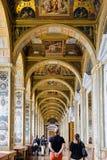 Raphael-loggiorna royaltyfri bild