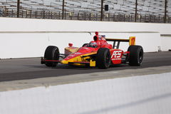 Raphael Matos 17 Indianapolis 500 Pole Day 2011 Royalty Free Stock Photos