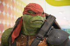 Raphael Teenage Mutant Ninja Turtles photographie stock