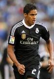 Raphael Varane of Real Madrid Stock Photos