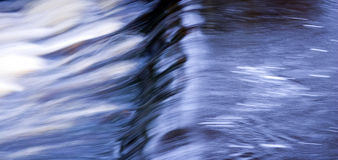 Rapid. Detail of rapids in Hardcastle Crags Royalty Free Stock Photos