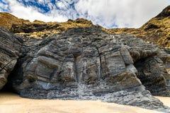 Rapid bay caves, Fleurieu Peninsula, South Australia Royalty Free Stock Photos