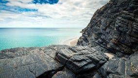 Rapid bay, Fleurieu Peninsula, South Australia Stock Photo