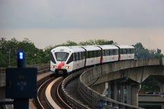 Rapid KL in Kuala Lumpur, Malaysia Stock Images