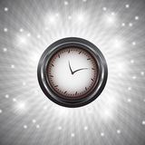 Rapid time Royalty Free Stock Photo