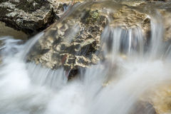 Rapid waters Royalty Free Stock Photography