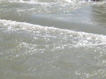 Rapide dell'acqua Immagine Stock