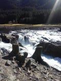 rapids Στοκ Εικόνες