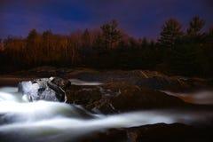 rapids Imagenes de archivo