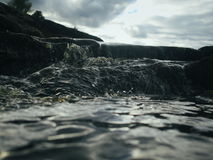 rapids Στοκ φωτογραφίες με δικαίωμα ελεύθερης χρήσης