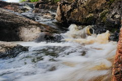 rapids Στοκ φωτογραφία με δικαίωμα ελεύθερης χρήσης
