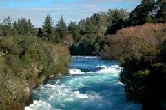 Rapids de fleuve Photo stock