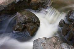 Rapids de la cala Fotografía de archivo