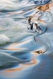 Rapids del fiume del coniglio Fotografia Stock Libera da Diritti
