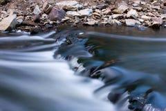 Rapids del río Fotografía de archivo