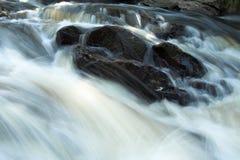 Rapids del río Imagen de archivo libre de regalías