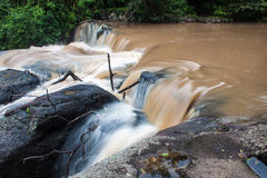 Rapids at Khao Yai National Park Stock Photos