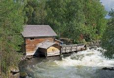 Rapids Myllykoski Stock Images