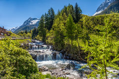 Free Rapids Of The Ahr In Prettau Royalty Free Stock Photo - 72673565