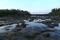 Rapids Tana. Stockfotografie