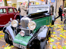 1935 Rapier Lagonda Royalty-vrije Stock Foto