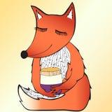 raposa Imagem de Stock Royalty Free