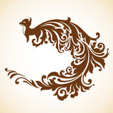 Raposa decorativa decorativa Imagens de Stock