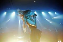 Raposas @ Oslo, Hackney 29 07 15 Imagens de Stock Royalty Free