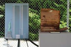 Rappeler ceux a détruit au World Trade Center Photos libres de droits