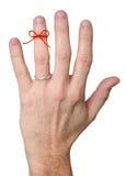 Rappelez le mariage Photo libre de droits