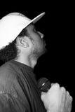 rapper Royalty-vrije Stock Afbeelding