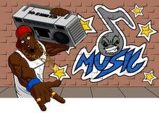 rapper Immagini Stock Libere da Diritti