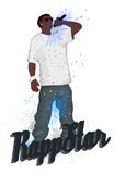 rapper Stockfotos