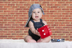 Rapper baby Royalty Free Stock Images